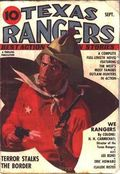 Texas Rangers (1936-1958 Standard) Pulp Vol. 4 #1