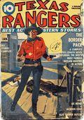 Texas Rangers (1936-1958 Standard) Pulp Vol. 5 #2