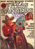 Texas Rangers (1936-1958 Standard) Pulp Vol. 6 #2