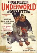 Complete Underworld Novelettes (1932-1934 Carwood Publishing) Pulp Vol. 1 #2
