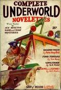 Complete Underworld Novelettes (1932-1934 Carwood Publishing) Pulp Vol. 1 #3
