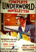 Complete Underworld Novelettes (1932-1934 Carwood Publishing) Pulp Vol. 2 #1