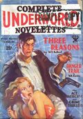 Complete Underworld Novelettes (1932-1934 Carwood Publishing) Pulp Vol. 2 #2