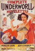 Complete Underworld Novelettes (1932-1934 Carwood Publishing) Pulp Vol. 2 #4