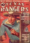 Texas Rangers (1936-1958 Standard) Pulp Vol. 7 #1