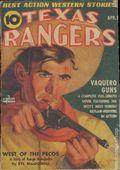 Texas Rangers (1936-1958 Standard) Pulp Vol. 8 #2