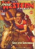 Speed Western Stories (1943-1948 Trojan-Arrow) Pulp Vol. 1 #5