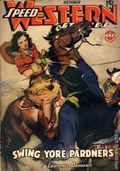 Speed Western Stories (1943-1948 Trojan-Arrow) Pulp Vol. 2 #1