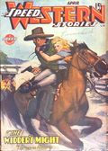 Speed Western Stories (1943-1948 Trojan-Arrow) Pulp Vol. 2 #4