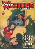 Speed Western Stories (1943-1948 Trojan-Arrow) Pulp Vol. 2 #6