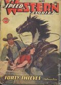 Speed Western Stories (1943-1948 Trojan-Arrow) Pulp Vol. 3 #1