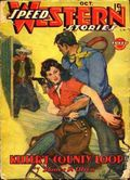 Speed Western Stories (1943-1948 Trojan-Arrow) Pulp Vol. 3 #2