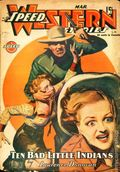 Speed Western Stories (1943-1948 Trojan-Arrow) Pulp Vol. 4 #1