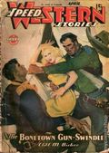Speed Western Stories (1943-1948 Trojan-Arrow) Pulp Vol. 4 #2
