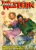 Speed Western Stories (1943-1948 Trojan-Arrow) Pulp Vol. 4 #4