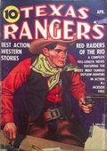 Texas Rangers (1936-1958 Standard) Pulp Vol. 10 #2