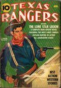 Texas Rangers (1936-1958 Standard) Pulp Vol. 11 #1