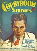 Courtroom Stories (1931-1932 Good Story Magazines) Pulp Vol. 2 #1