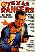 Texas Rangers (1936-1958 Standard) Pulp Vol. 11 #2