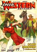 Speed Western Stories (1943-1948 Trojan-Arrow) Pulp Vol. 4 #6