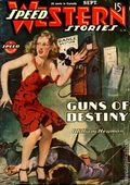 Speed Western Stories (1943-1948 Trojan-Arrow) Pulp Vol. 5 #1