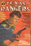 Texas Rangers (1936-1958 Standard) Pulp Vol. 12 #2