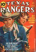 Texas Rangers (1936-1958 Standard) Pulp Vol. 14 #2