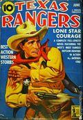 Texas Rangers (1936-1958 Standard) Pulp Vol. 14 #3