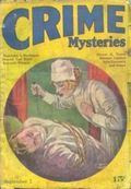 Crime Mysteries (1927 Dell Publishing) Pulp Vol. 1 #2