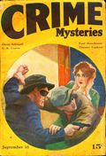 Crime Mysteries (1927 Dell Publishing) Pulp Vol. 1 #3