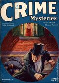 Crime Mysteries (1927 Dell Publishing) Pulp Vol. 1 #4