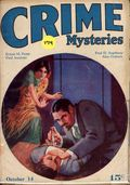 Crime Mysteries (1927 Dell Publishing) Pulp Vol. 1 #5
