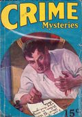 Crime Mysteries (1927 Dell Publishing) Pulp Vol. 2 #7