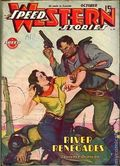 Speed Western Stories (1943-1948 Trojan-Arrow) Pulp Vol. 5 #2