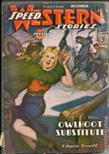 Speed Western Stories (1943-1948 Trojan-Arrow) Pulp Vol. 5 #4
