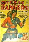 Texas Rangers (1936-1958 Standard) Pulp Vol. 15 #1