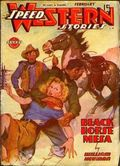 Speed Western Stories (1943-1948 Trojan-Arrow) Pulp Vol. 5 #6