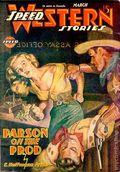 Speed Western Stories (1943-1948 Trojan-Arrow) Pulp Vol. 6 #1