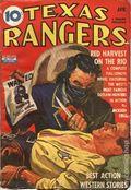 Texas Rangers (1936-1958 Standard) Pulp Vol. 16 #2