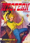 Speed Western Stories (1943-1948 Trojan-Arrow) Pulp Vol. 6 #4