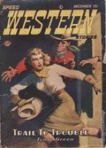 Speed Western Stories (1943-1948 Trojan-Arrow) Pulp Vol. 6 #6