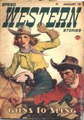 Speed Western Stories (1943-1948 Trojan-Arrow) Pulp Vol. 7 #1