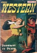 Speed Western Stories (1943-1948 Trojan-Arrow) Pulp Vol. 7 #3