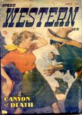 Speed Western Stories (1943-1948 Trojan-Arrow) Pulp Vol. 7 #4