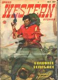 Speed Western Stories (1943-1948 Trojan-Arrow) Pulp Vol. 7 #5