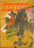 Speed Western Stories (1943-1948 Trojan-Arrow) Pulp Vol. 7 #6