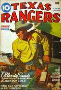 Texas Rangers (1936-1958 Standard) Pulp Vol. 18 #3