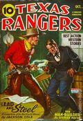 Texas Rangers (1936-1958 Standard) Pulp Vol. 19 #2