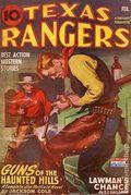Texas Rangers (1936-1958 Standard) Pulp Vol. 20 #1