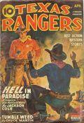 Texas Rangers (1936-1958 Standard) Pulp Vol. 20 #2
